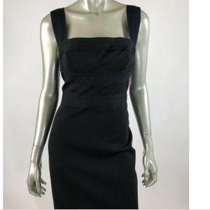 NWOT Robert Rodriguez SZ 6 Black party dress